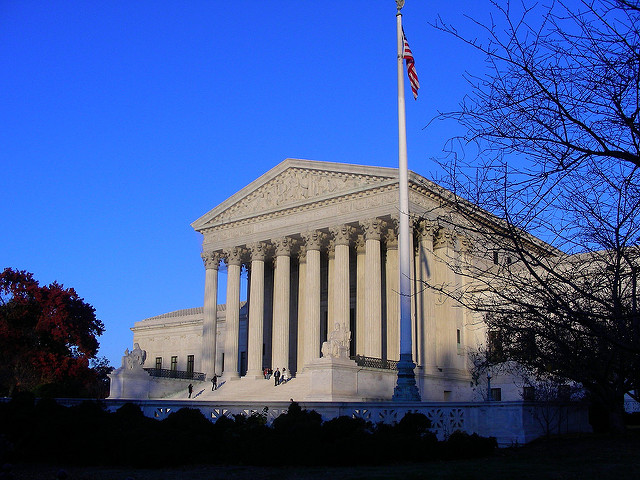 Image of the United States Supreme Court