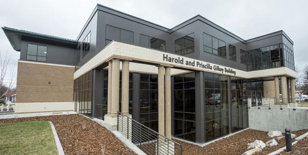 Harold and Priscilla Gilkey Building