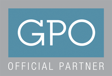 Official logo of the GPO partnership