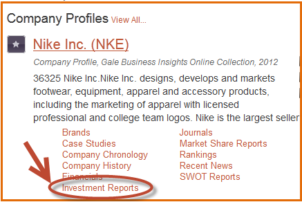 case study of nike company ltd