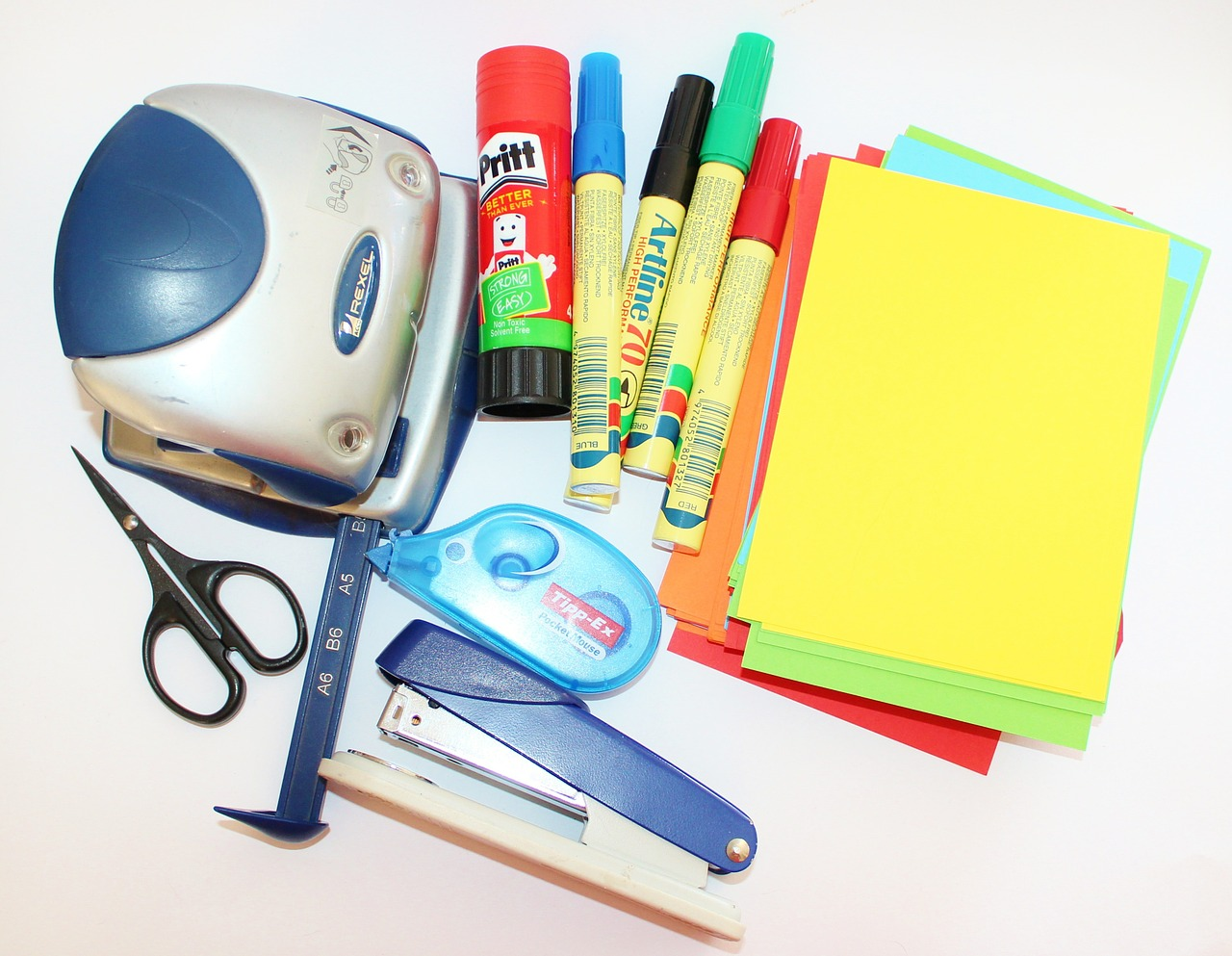 Office Supplies Photo