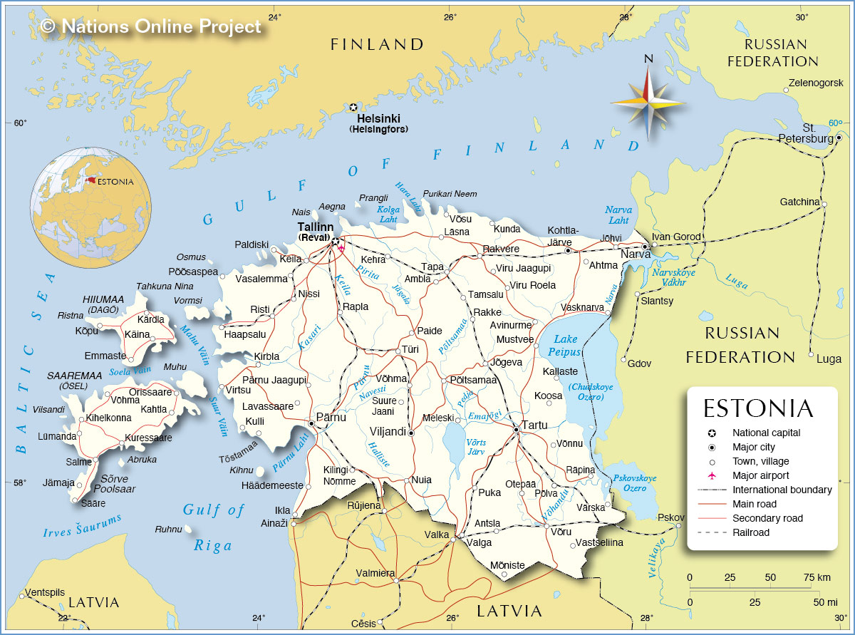 The Baltics Open Access in Central and Eastern Europe Library