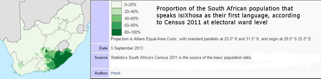 origin of xhosa people