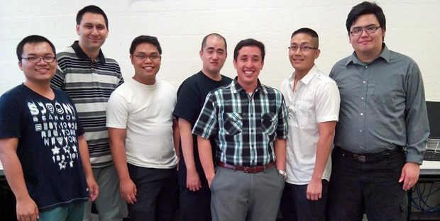 HCC's cybersecurity team: Honolulu CC-CENT