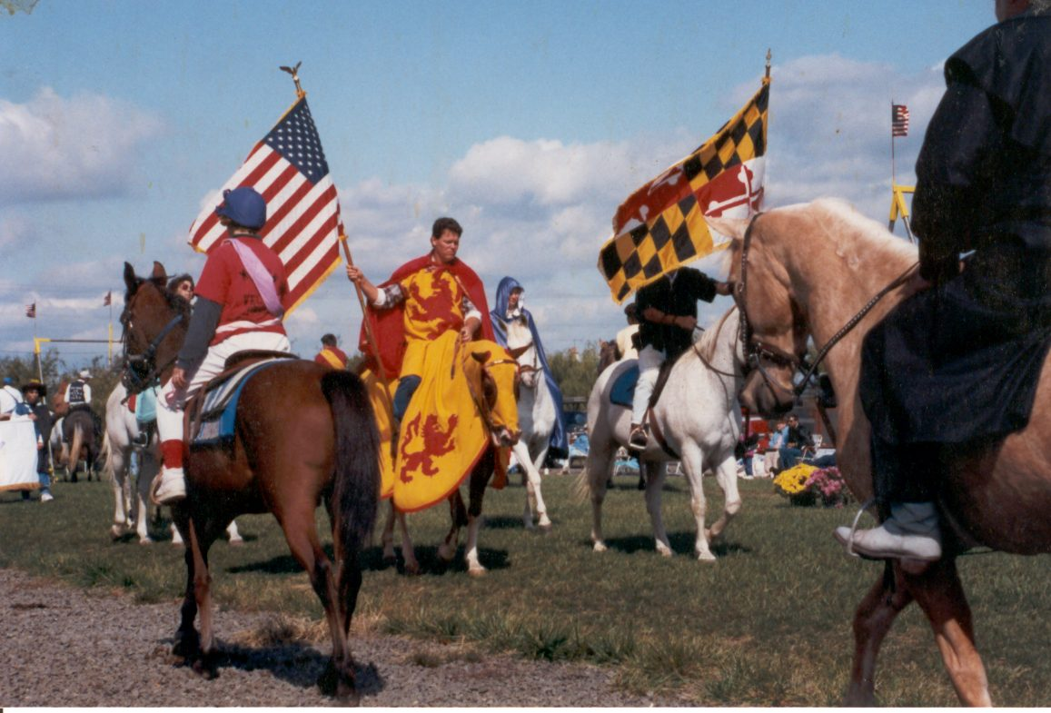 jousting tournament in maryland