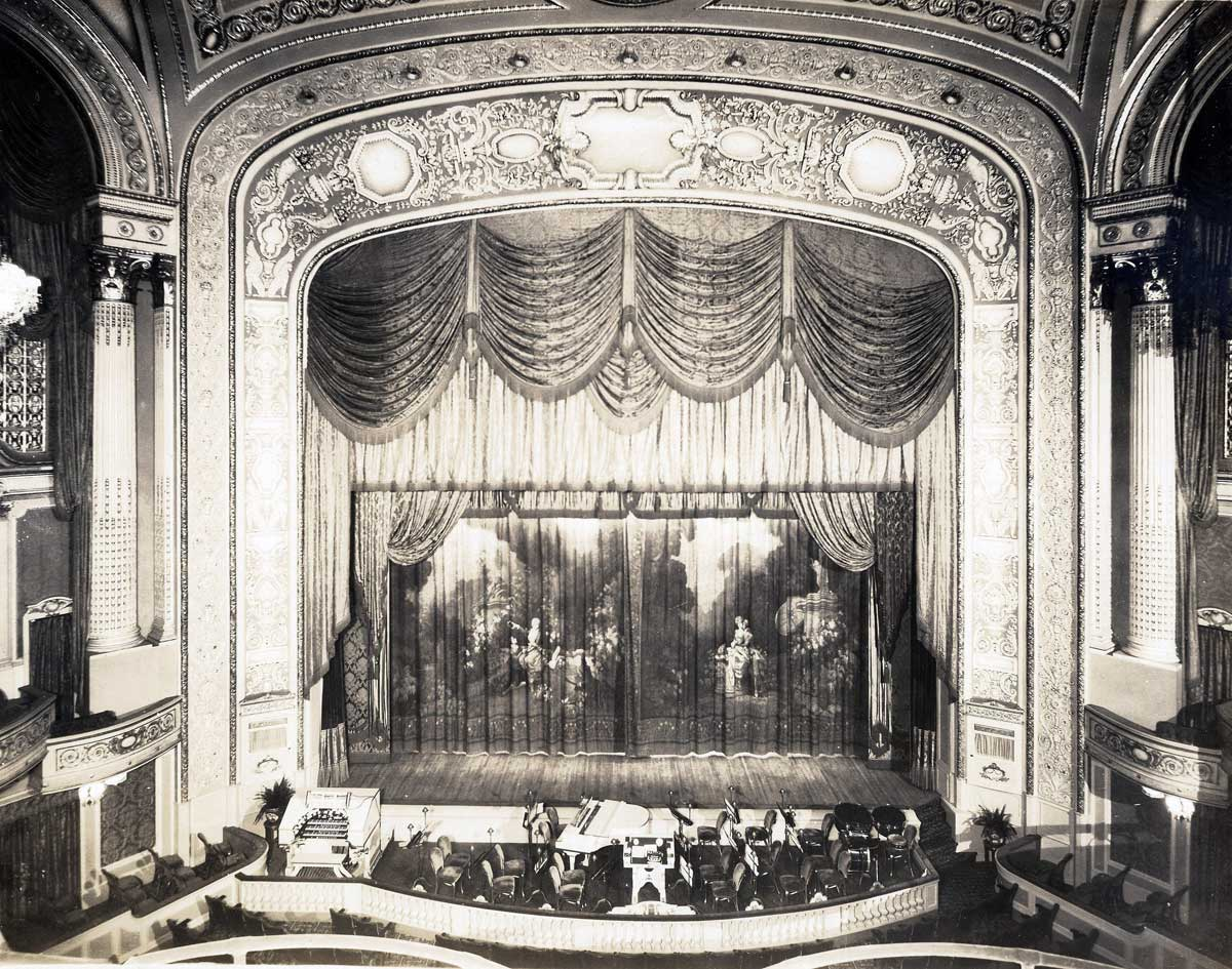 City Md Williamsburg >> History of Historic Theaters - Preserving Historic Theaters - Research Guides at University of ...