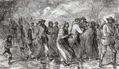 an account of slavery in maryland Frederick douglass was born into slavery in maryland as frederick bailey circa 1818 douglass served as a slave on farms on the douglass's spoken account was so well‑received that garrison offered to employ him as an abolitionist speaker for the american anti‑slavery society from 1841 to 1845, douglass traveled.