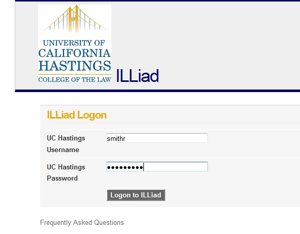 Requesting Books - Interlibrary Loan With Illiad - Libguides At