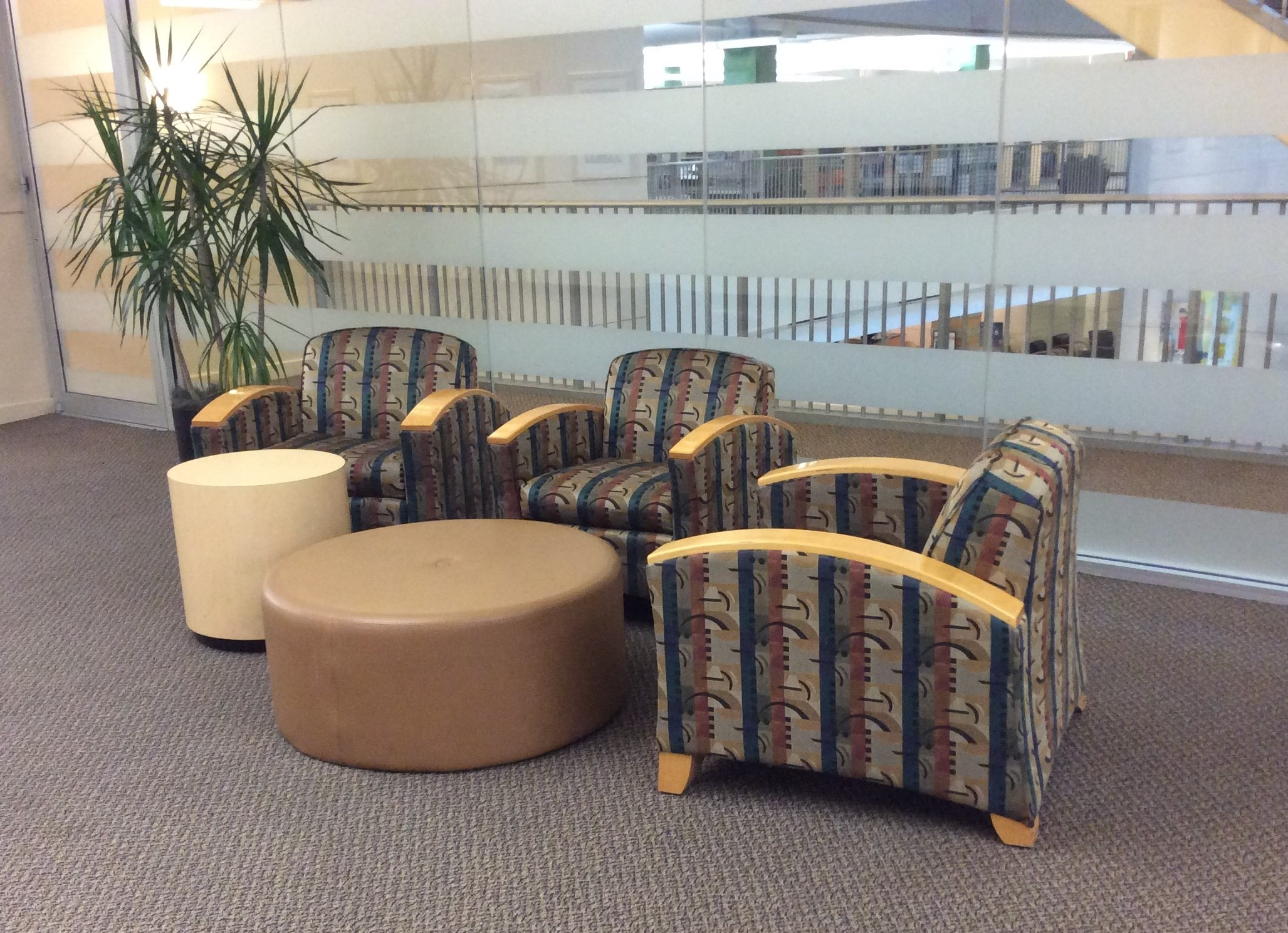 Alvin Sherman Library Study Rooms
