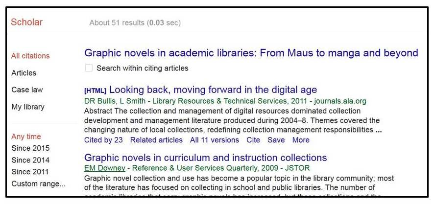 Tools google scholar scholarly communication services at wsu be sure to check the citations in this list some may be incorrect or may point to book reviews websites blogs or syllabi which may or may not count as ccuart Image collections