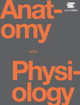 Anatomy and Physiology textbook by OpenStax