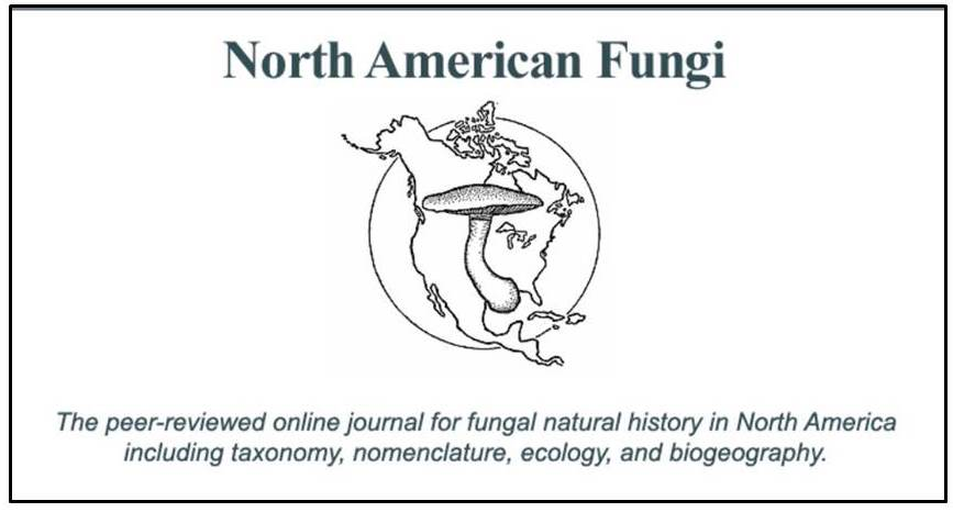 North American Fungi - journal home page