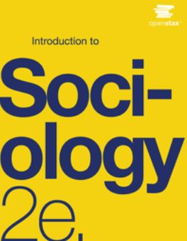 OpenStax Sociology textbook
