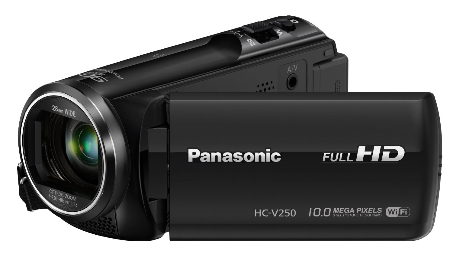 Panasonic Full HD camera
