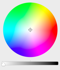 Image of a color picker