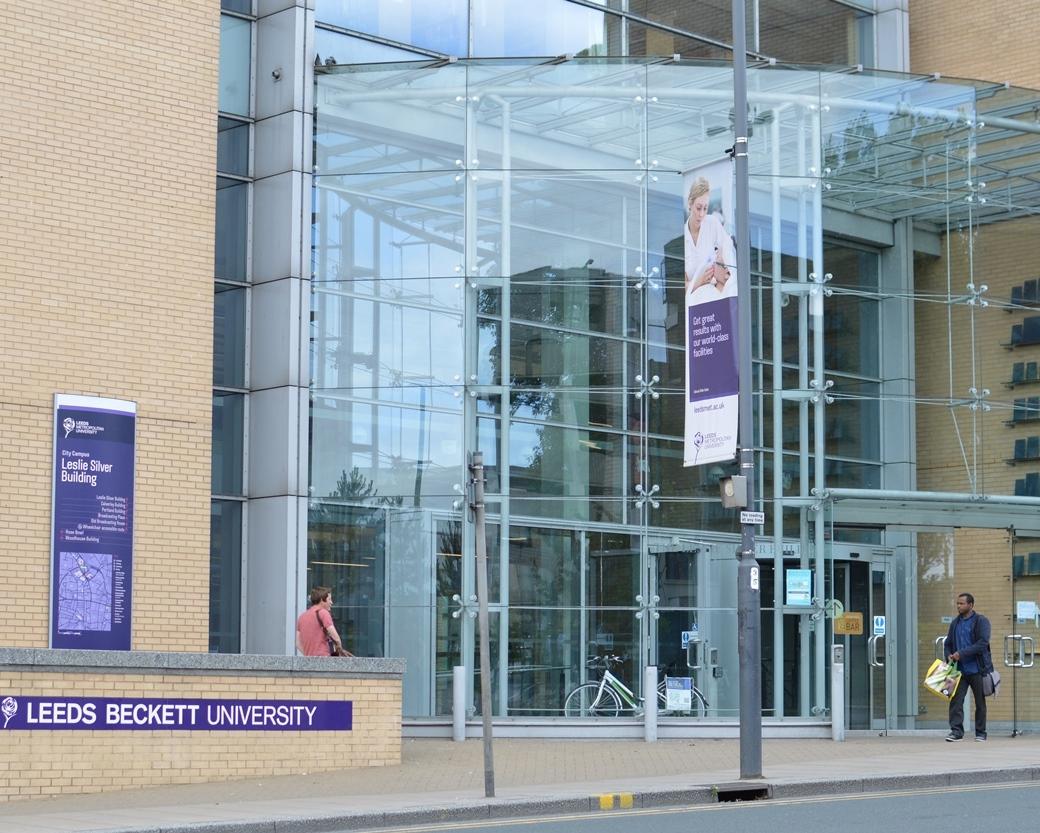 Leeds Beckett University - Sheila Silver Library | Leslie Silver Building, Leeds Beckett University, Woodhouse Lane, Leeds LS1 3ES | +44 113 812 1000