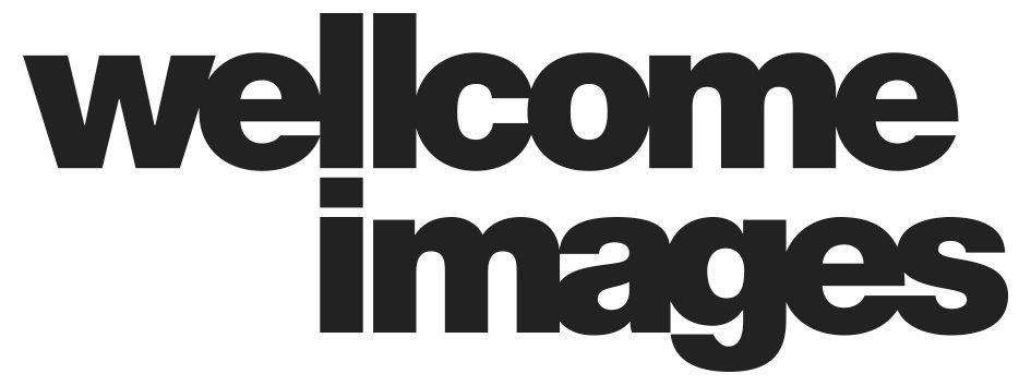 Logo for Wellcome images with link
