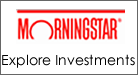 Morningstar investment database
