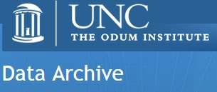 UNC - The Odum Institute Data Archive