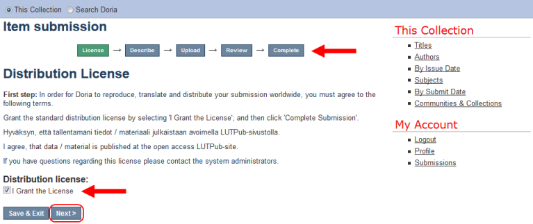 Guidelines for the Preparation and Electronic Submission of Your     The Atrium   University of Guelph