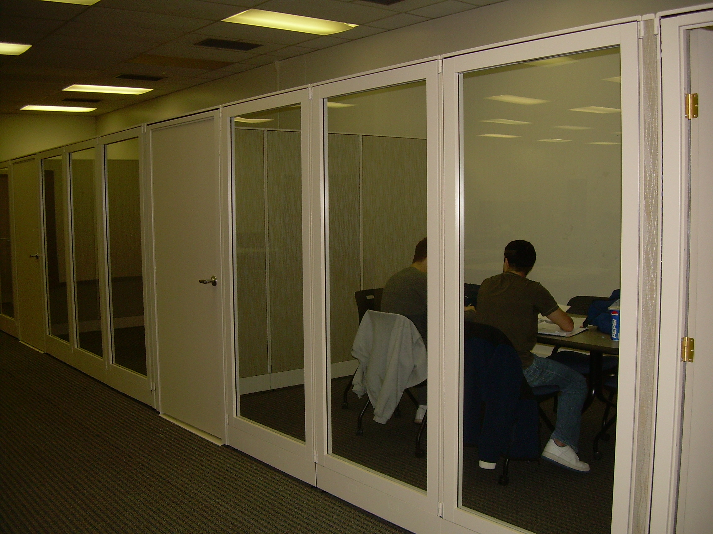 collaboration rooms