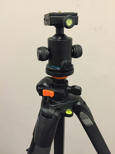 Vanguard Tripod Head