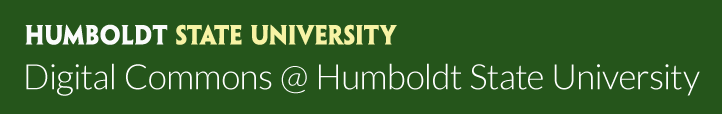 HSU Digital Commons at Humboldt State University