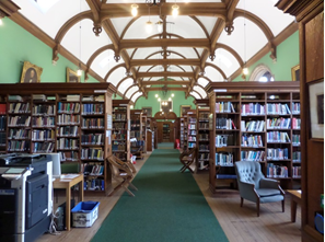 Cambridge Theological Federation, Westminster College Library.