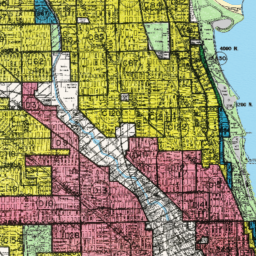 chicago red lining