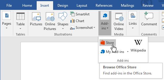 how to remove a section break in word 2016