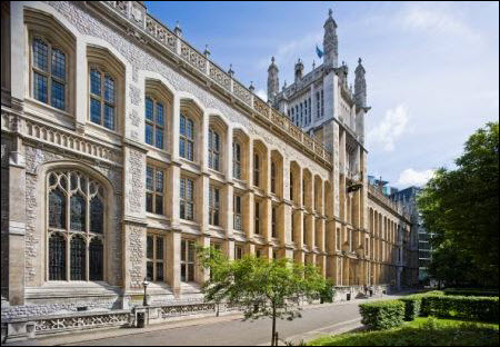 photo of maughan library