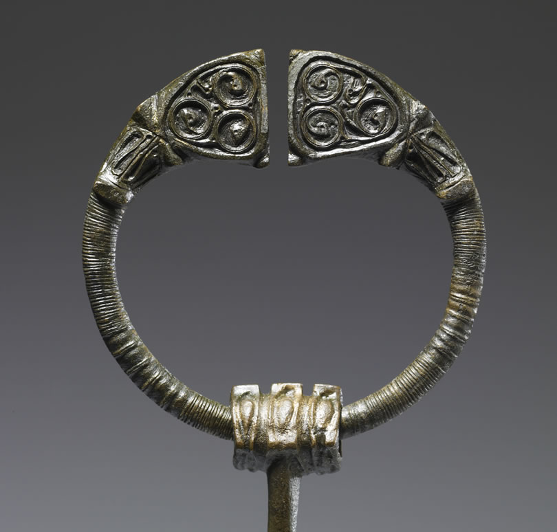 photo of Irish Celtic Penannular Brooch