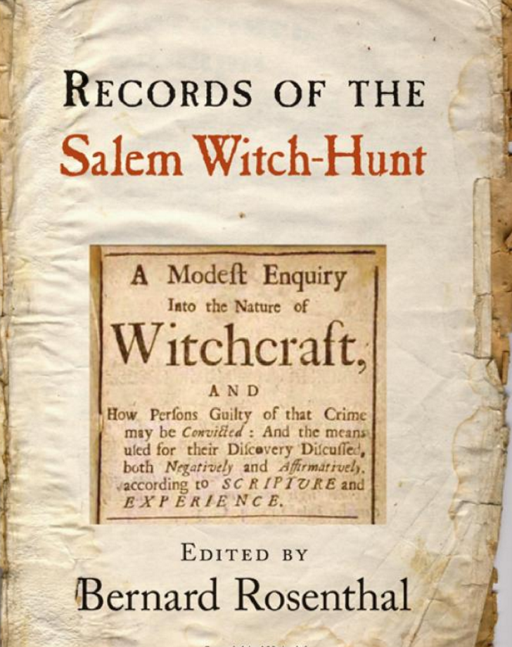 salem witch essay