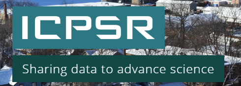 Title: ICPSR Sharing data to advance science