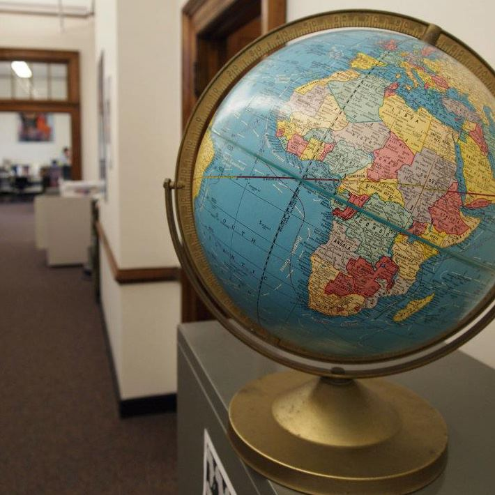 International and Area Studies Library