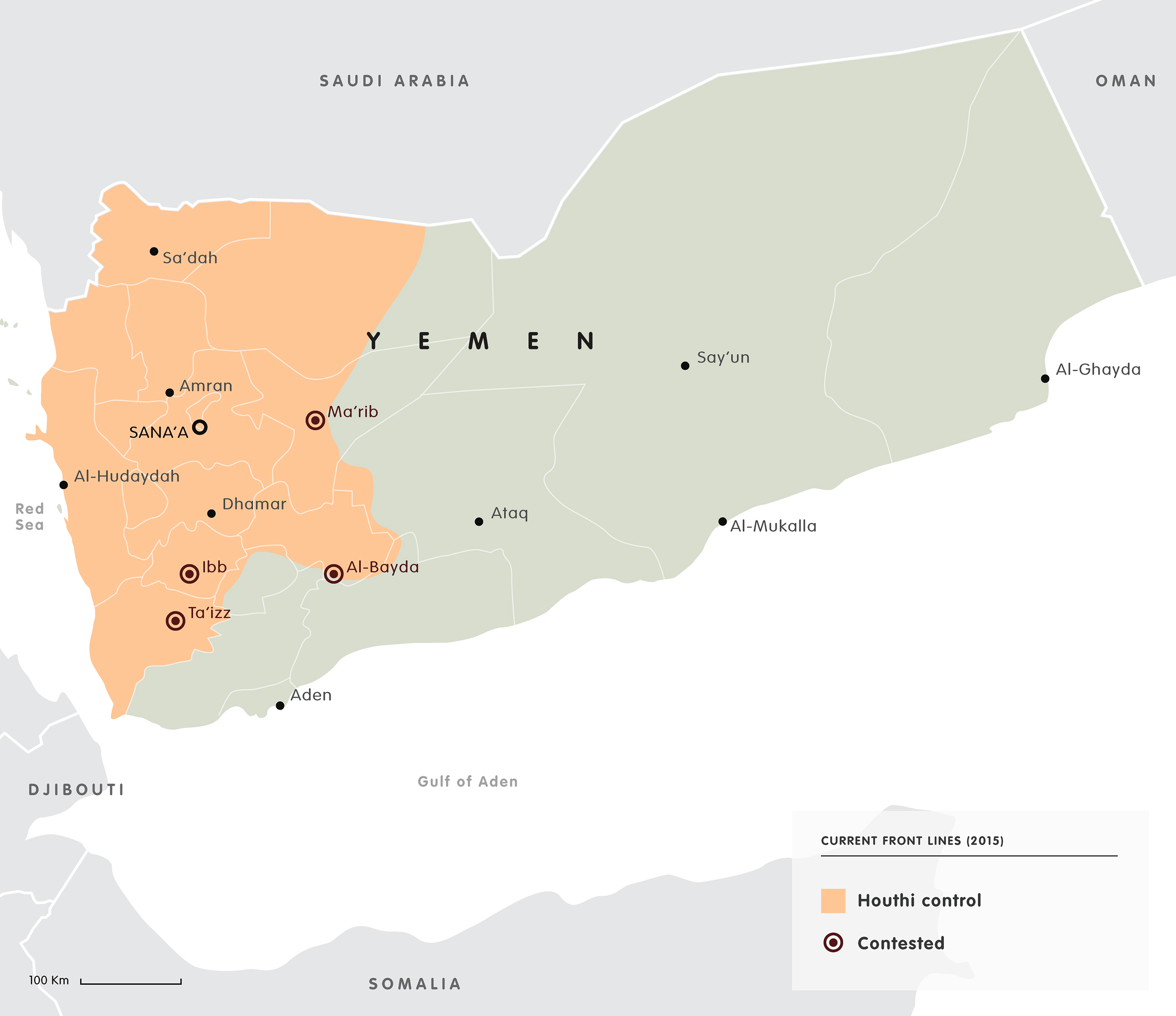 Maps Yemen LibGuides At University Of Illinois At UrbanaChampaign - Yemen maps with countries