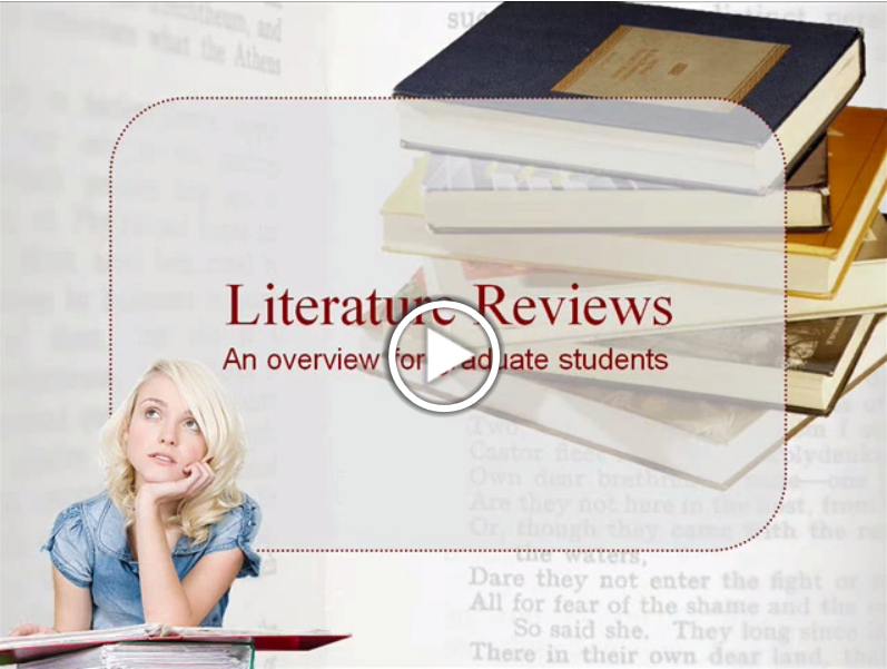anthropology literature review