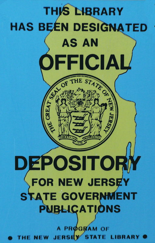 NJ depository logo