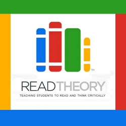 Image result for read theory logo