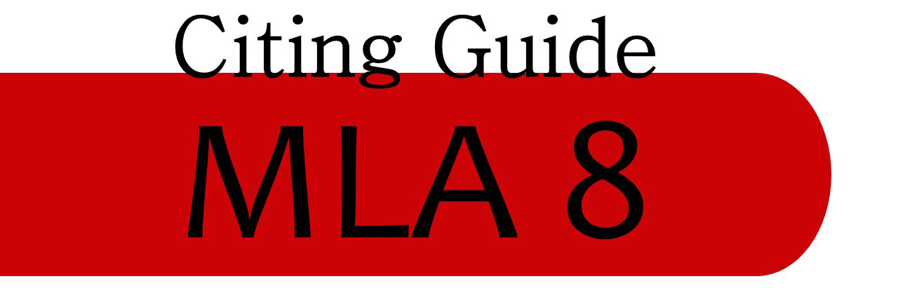MLA Citing Guide