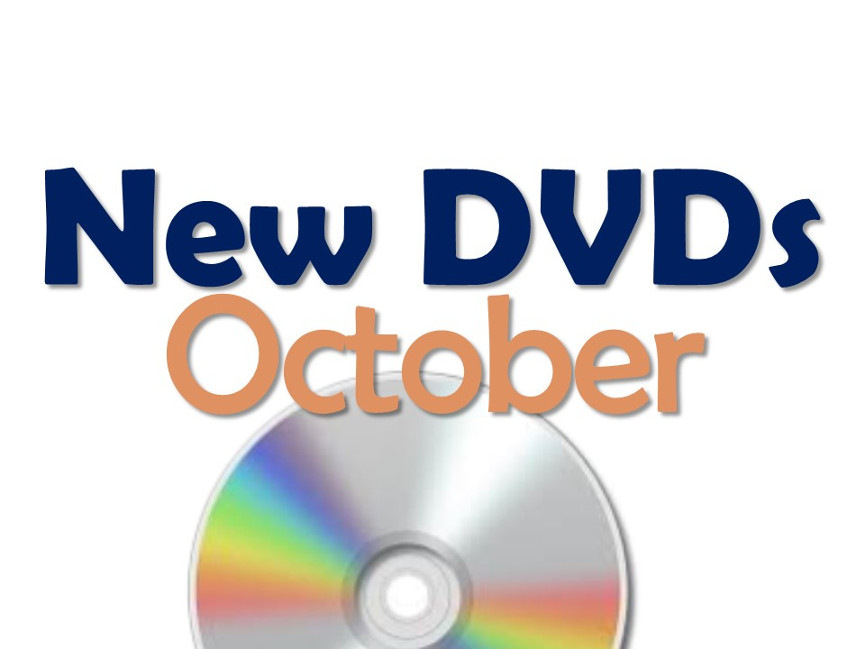 New DVDs October