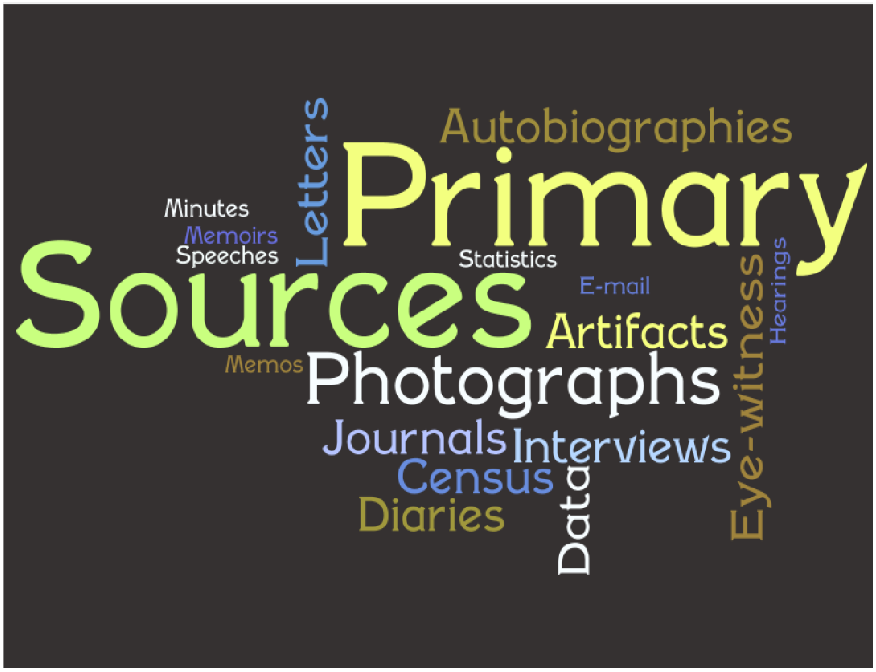 primary source wordle