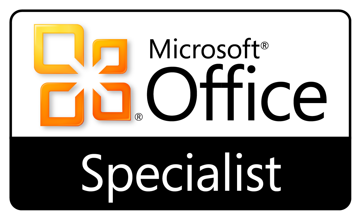 Microsoft Office Specialist (MOS) Certification