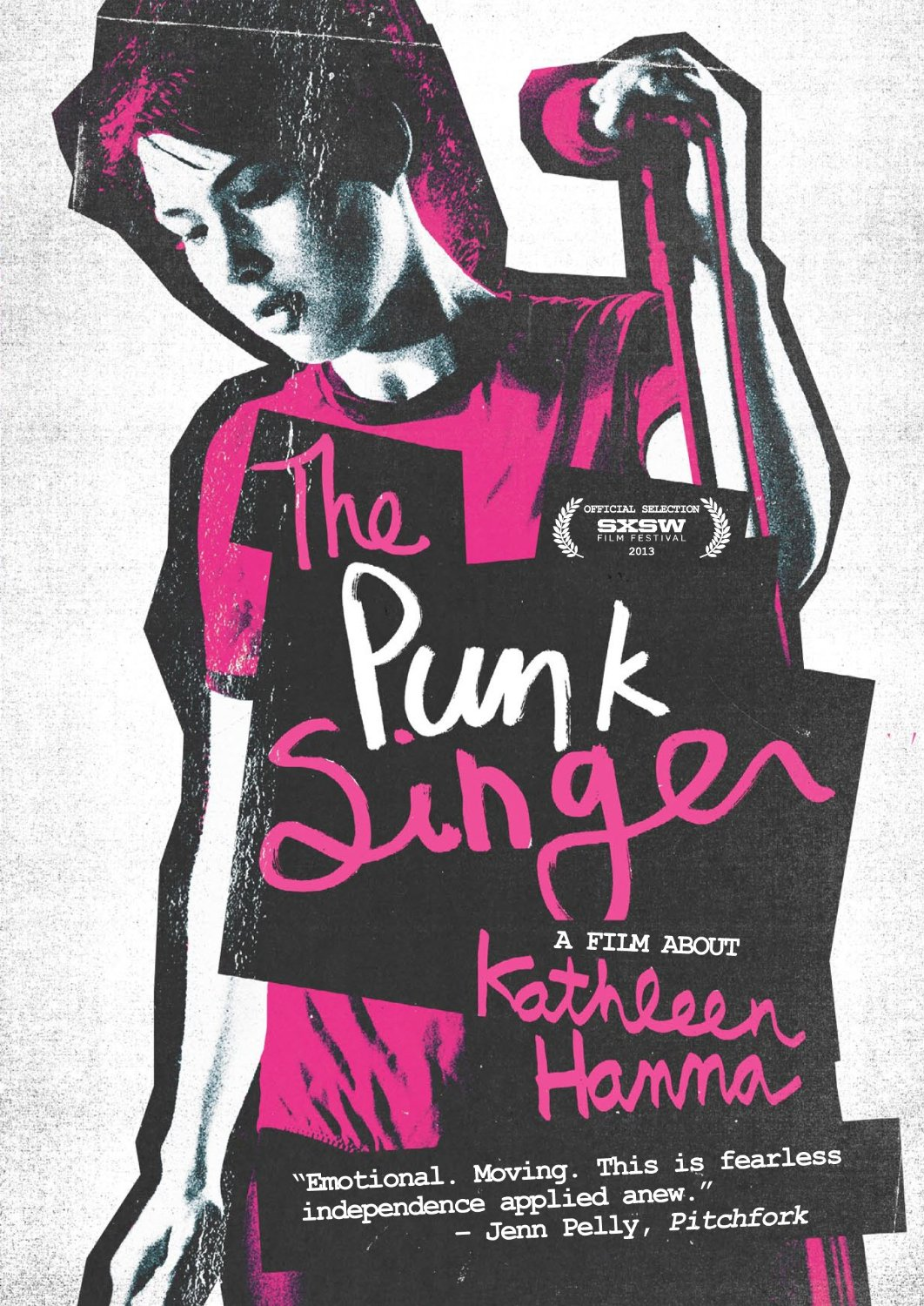 The Punk Singer, a film by Sini Anderson