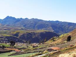 Rural Venezuela Mountains and Valley