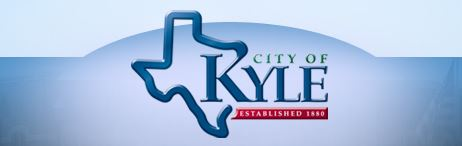 logo for City of Kyle, Texas