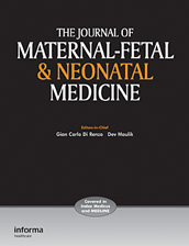 Journal of Maternal-Fetal & Neonatal Medicine