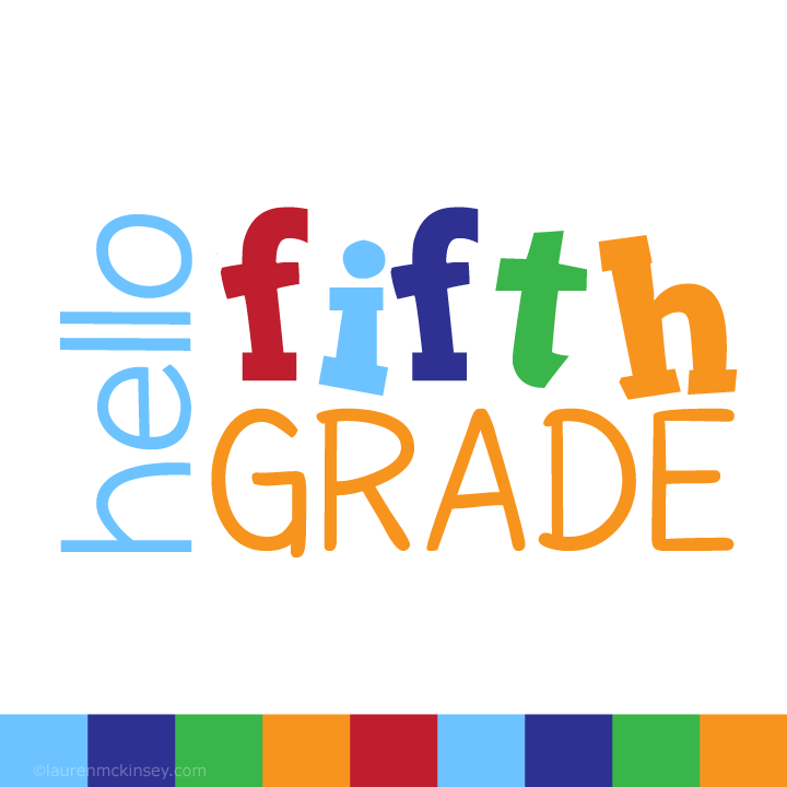 my experienced as in charge of teaching in my fifth grade class Of this guide includes lesson plans and activities for teaching the skills necessary for  grade one 100 unit: personal body safety grade: one recommended.