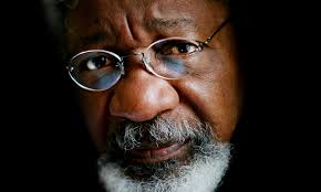 Photograph of playwright and poet Wole Soyinka