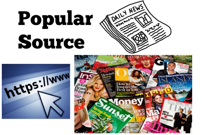 Popular Sources